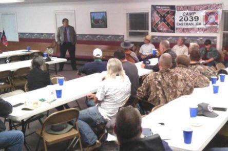 Georgia Sons of Confederate Veterans Camp Meetings