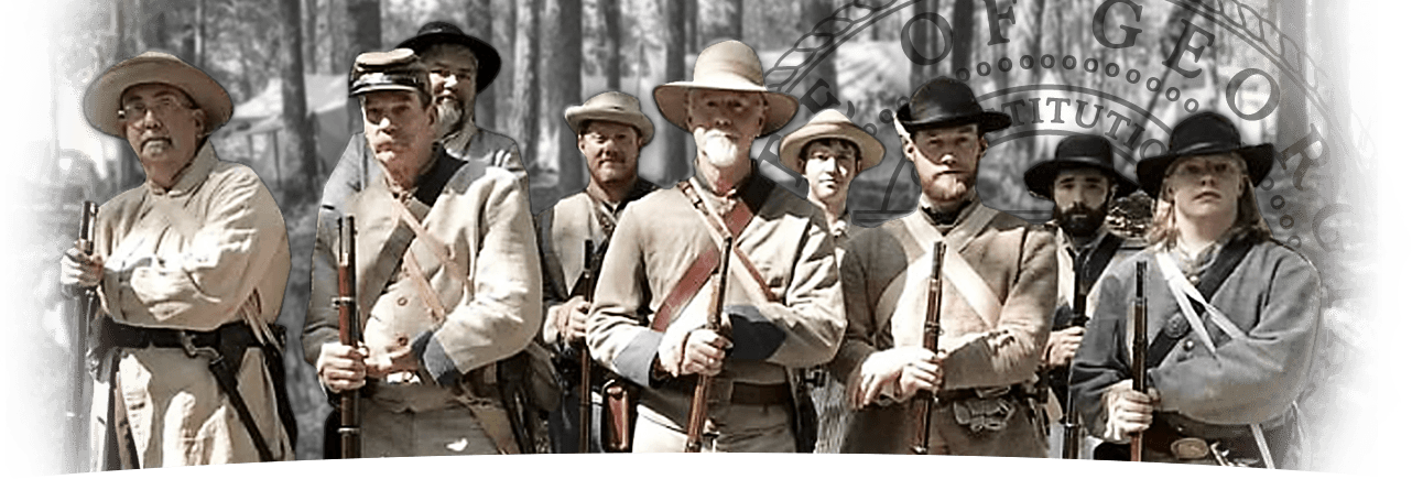 Honoring Georgia's Confederate Soldiers Since 1896